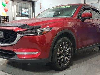 2018 Mazda CX-5 GT, GROUPE TECH, AWD, NAV, CUIR, A/C BIZONE, MAGS
