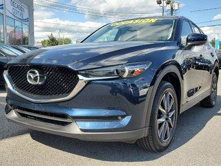 Mazda CX-5 GT, AWD,CUIR,NAVI,A/C BIZONE,AUDIO BOSE,DEMARREUR 2018