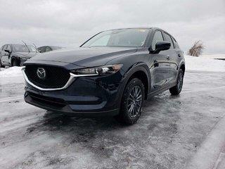 2019 Mazda CX-5 GS//volant chauffant//siège chauffant//