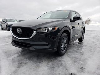 Mazda CX-5 GS||VOLANT CHAUFFANT||SIÈGE CHAUFFANT 2019