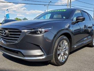 2017 Mazda CX-9 GT, AWD, CUIR, TOIT, A/C BIZONE, NAVI, MAGS