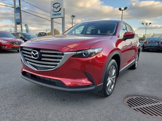 2018 Mazda CX-9 GS-L CUIR, 7 PASSAGER, BI-ZONE