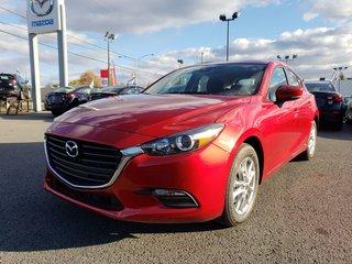 Mazda Mazda3 Sport CAMÉRA DE RECUL**VOLANT CHAUFFANT 2018