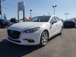 2018 Mazda Mazda3 Sport GX//AUTOMATIQUE//SPORT//CAMÉRA DE RECUL