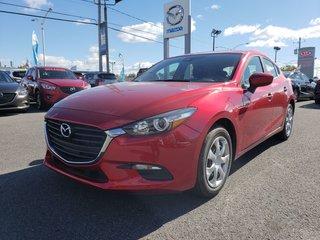 Mazda Mazda3 Sport GX//MANUEL//ÉCRAN TACTILE//CAMÉRA DE RECUL 2018