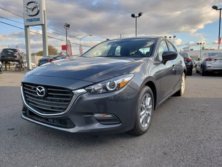 Mazda Mazda3 Sport AUTOMATIQUE||DÉTECTION D'ANGLE MORT|| 2018