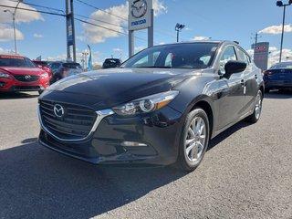 2018 Mazda Mazda3 Sport GS||AUTOMATIQUE||VOLANT CHAUFFANT