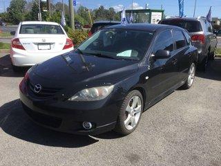 Mazda Mazda3 DEMARREUR, MAGS, REGULATEUR, VENDU TEL QUEL 2006