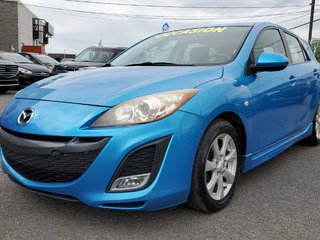 2010  Mazda3 BLUETOOTH, MAGS, A/C, GROUPE ELECTRIQUE