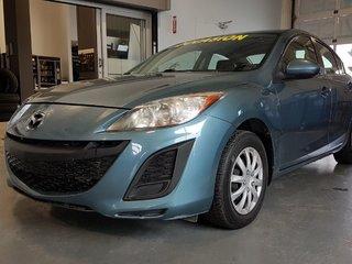 Mazda Mazda3 GX, DEMARREUR À DISTANCE, GROUPE ELECTRIQUE 2011