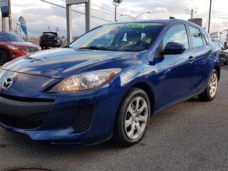 Mazda Mazda3 GX, GROUPE ELECTRIQUE, ESSUI-GLACE INTERMITENT 2013