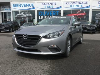 Mazda Mazda3 GS-SKY, CAMERA RECUL, BLUETOOTH 2014