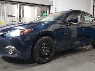 Mazda Mazda3 GT-SKY, A/C BIZONE, NAVIGATEUR, TOIT, DEMARREUR, 2014