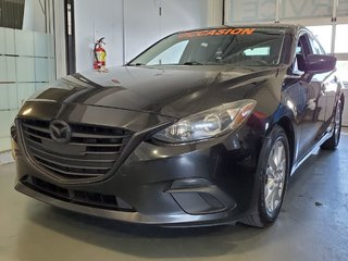 2014  Mazda3 GS-SKY, BLUETOOTH, CAMERA, MAGS, A/C, REGULATEUR