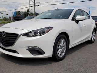 Mazda3 GS-SKY, DEMARREUR, BLUETOOTH, SIEGES CHAUFFANTS, 2014