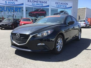 Mazda Mazda3 GS, CAMERA, MAGS, REGULATEUR, A/C 2015