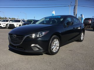 Mazda Mazda3 GS, SIEGES CHAUFFANTS, BLUETOOTH, MAGS, CAMERA,A/C 2015