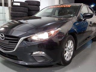 Mazda Mazda3 **RÉSERVÉ**, GS, CAMERA DE RECUL, BLUETOOTH, MAGS 2015
