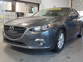 Mazda Mazda3 GS, DEMARREUR, TOIT, BLUETOOTH, CAMERA, MAGS, A/C 2015