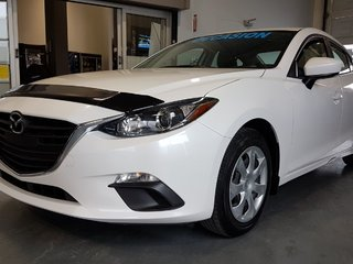 Mazda Mazda3 GX, BLUETOOTH, CAMÉRA DE RECUL, A/C, REGULATEUR 2016