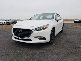 2018 Mazda Mazda3 GX  AUTOMATIQUE  ÉCRAN TACTILE  BLUETOOTH   