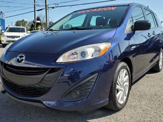 2012  Mazda5 GS, A/C AUTO, MAGS, BLUETOOTH, REGULATEUR