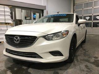 Mazda Mazda6 **RÉSERVÉ**, GX, DÉMARREUR, SIEGES CHAUFFANTS 2014