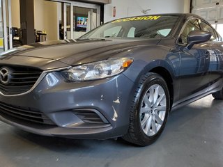 2014  Mazda6 GX, SIEGES CHAUFFANTS, BLUETOOTH, CAMERA, MAGS,A/C