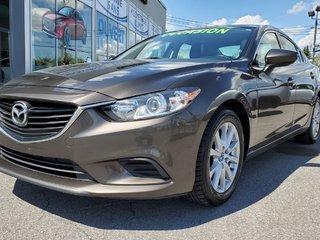 Mazda6 GS-L, CUIR, NAVI,A/C BIZONE,SIEGES CHAUFFANTS,TOIT 2016