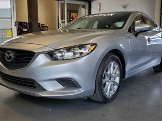 Mazda6 GS, SIEGES CHAUFFANTS, A/C BIZONE, MAGS, CAMERA 2016