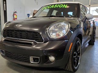 MINI Cooper Countryman S, TOIT PANO, SIEGES CHAUFFANTS, BLUETOOTH, MAGS 2012