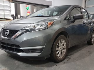 Nissan Versa Note SV,CAMERA, BLUETOOTH, A/C, MAGS, SIEGES CHAUFFANTS 2018