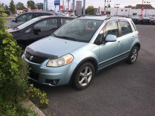 Suzuki SX4 **RÉSERVÉ**, JX, AWD, A/C, MAGS 16 POUCES, 2007