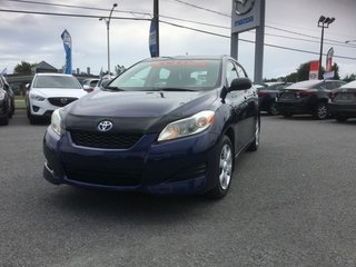 Toyota Matrix DEMARREUR A DISTANCE 2009
