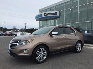 2018 Chevrolet Equinox Premier EDITION