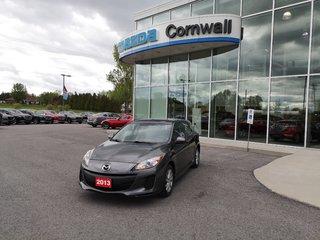2013  Mazda3 Sport GS-SKY at