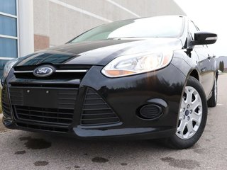 2014 Ford Focus Payments from $83(+tax) Bi-weekly   SE   Air Condi