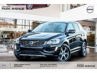 Volvo XC60 T6 Premier plus   VOLANT ET SIÈGES CHAUFFANTS 2015