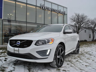 2015 Volvo XC60 T6 R-Design Platinum (2015.5)