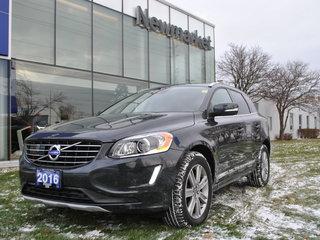 2016 Volvo XC60 T6 Premier BLIS, TECH PKG, CLIMATE PKG