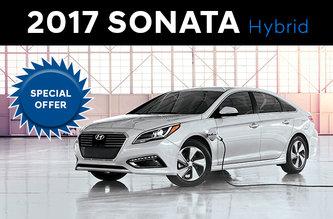 2017 Sonata Hybrid PHEV Ultimate