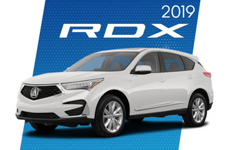 Promotion RDX 2019