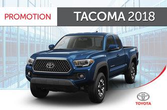 Tacoma 4X4 Acces L4 - SR5 6A 2018
