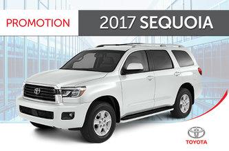 2017 Sequoia SR5 5.7L