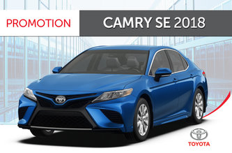 Camry SE 2018 Groupe standard
