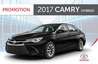 2017 Camry LE Hybrid