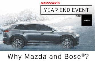 Why Mazda and Bose