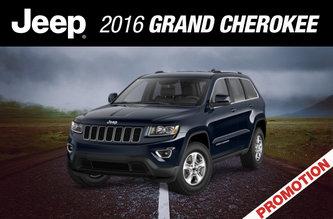 2016 Jeep Grand Cherokee Laredo 4X4