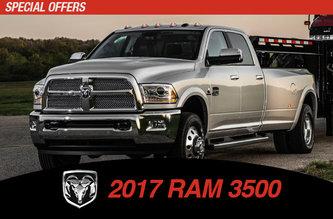 2017 RAM 3500 ST