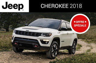 Jepp Cherokee 2018
